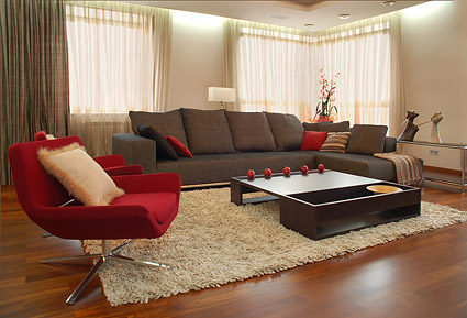 Beautiful home interior picture material-15