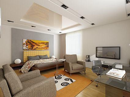 Beautiful home interior picture material-14