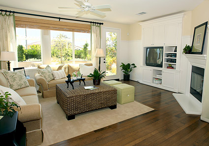 Beautiful home interior picture material-7