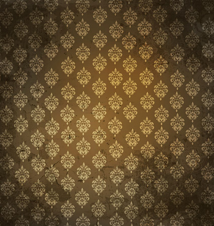 Continental pattern wallpaper picture material