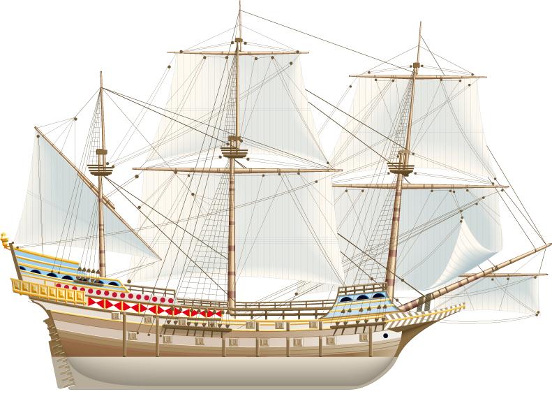 Spanish galeon