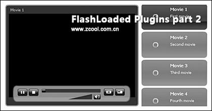 FlashLoaded brilliant flash components with the fla source file-part2