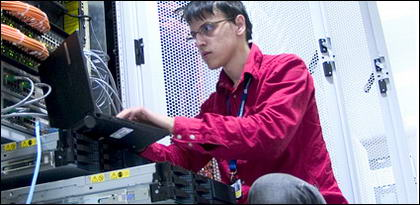 Data Center picture material-4