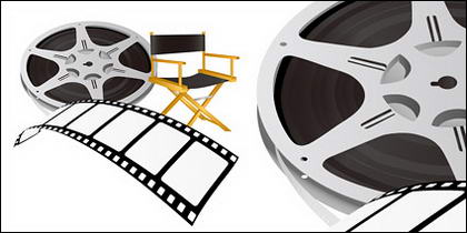 Film element vector material