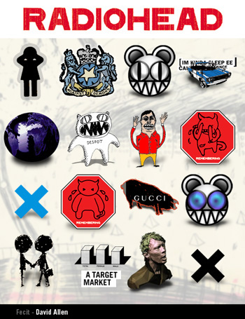 Radiohead ico