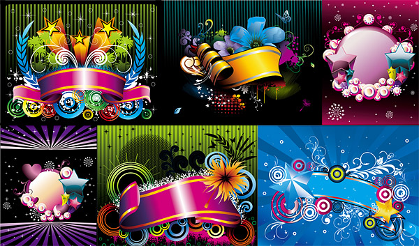 illustrated the trend vector material