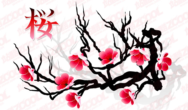 Cherry vector material