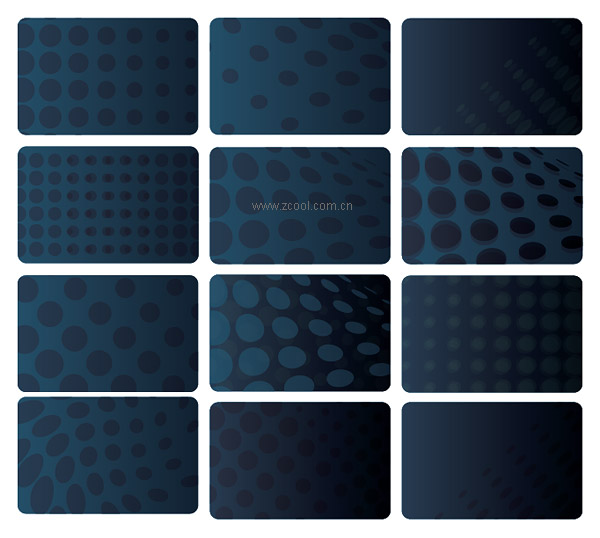 Vector VIP card background material