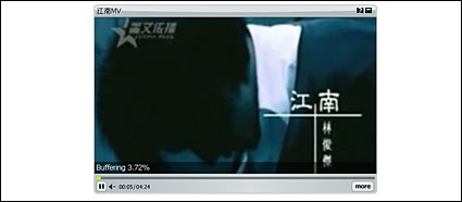 flv flash video player