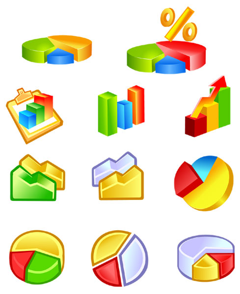 Utility icon vector data-type material
