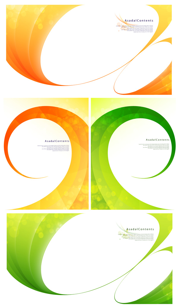 Rotating line vector material