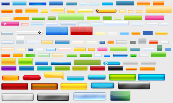 web 2.0 style web design
