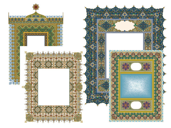 4 Exquisite classic lace patterns-2