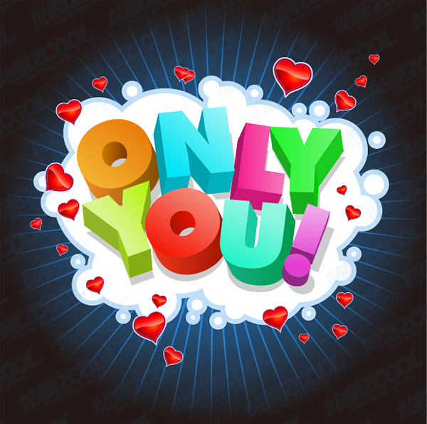 ONLY YOU!