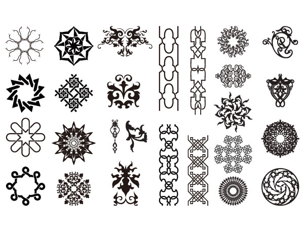 GoMedia Vector pattern