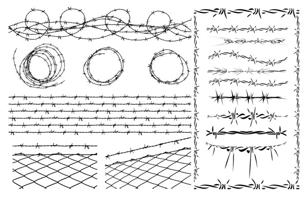 Wire Vector material