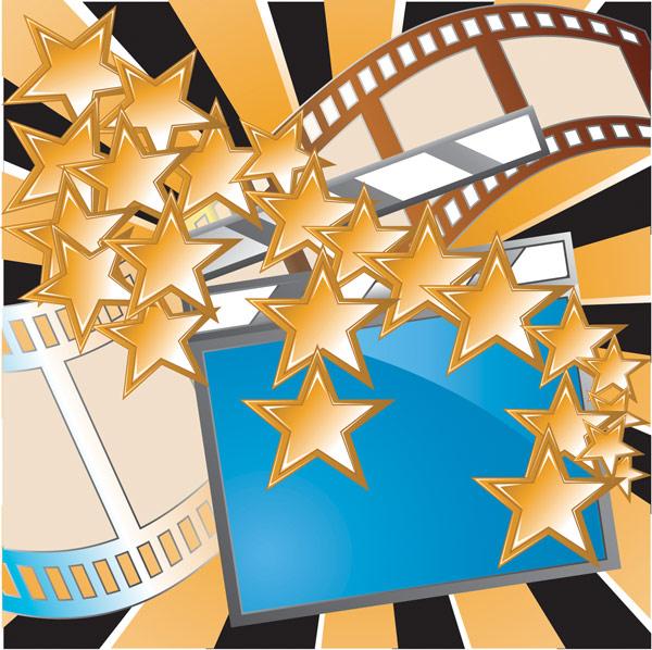 Movies, stars, film
