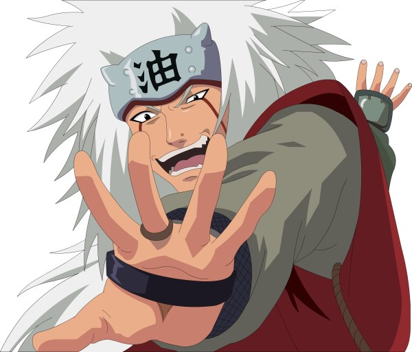 Naruto FLASH vector
