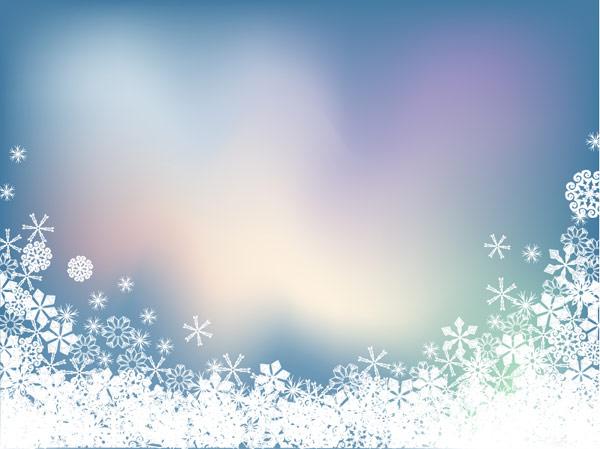 Snowflake Symphony Vector