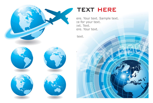 Earth Vector material