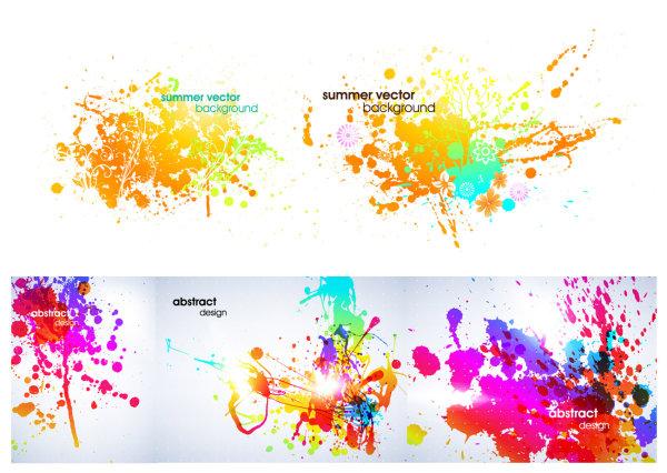 Symphony Ink Vector