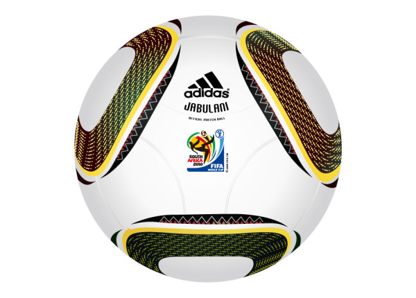 World Cup 2010 special spherical vector