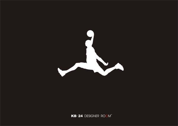 - Kobe Bryant fly vector LOGO