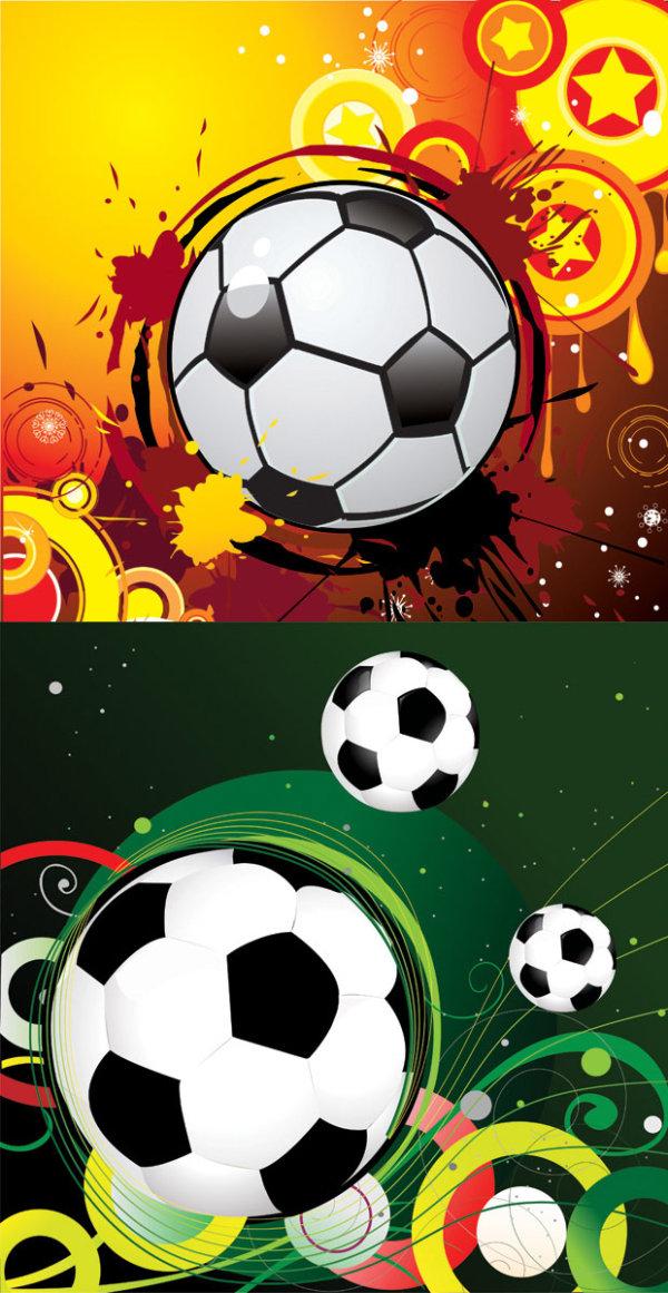 Vector tide football