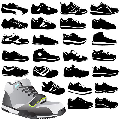 Vector shoes