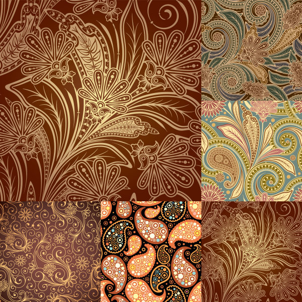 Beautiful background patterns