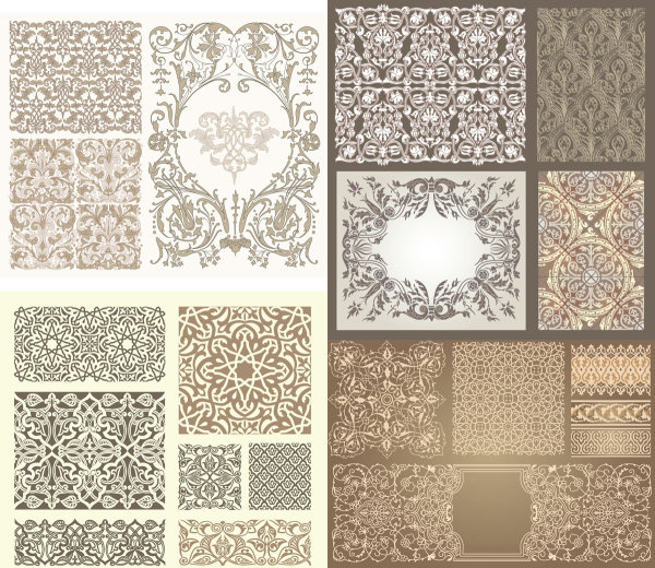 Various pattern Vector