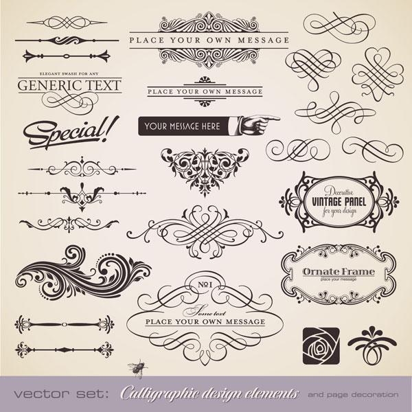 Classic European pattern -- 03