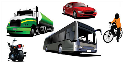 Transport vector material