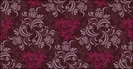 Retro pattern background pattern Vector