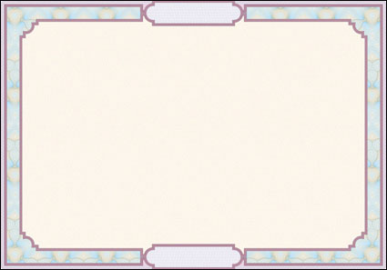 Classic pattern border security -04