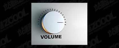 Volume Regulator picture material
