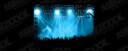 Nightlife Establishments lively picture material