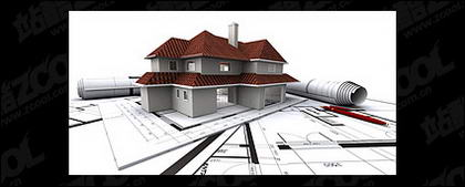 3D buildings and the floor plan -5