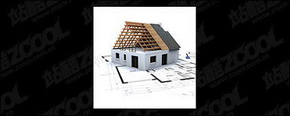 3D buildings and the floor plan -7