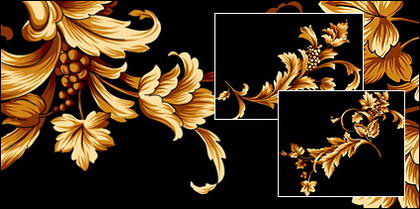 Gold Deluxe (gorgeous) tread pattern