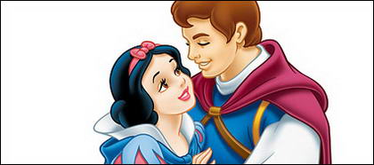 Disney Cartoon characters series - Snow White 2