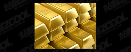 Gold bullion picture quality material -3