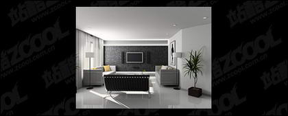 Indoor living room boutique picture