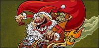 Gila Natal tua bahan