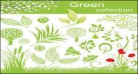 벡터 소재 식물