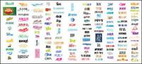 Chinesische Schrift Design Vektor Ausgangsmaterial 02