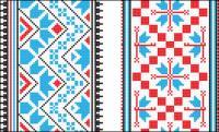 Pixel pattern 01 - Vector