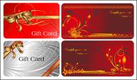 ギフト カード ベクトル