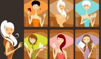 make-up women