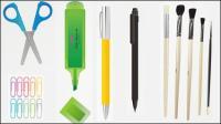 ดินสอ ปากกา ชินจัง กบเหลาดินสอ กรรไกร ปากกา ยาง